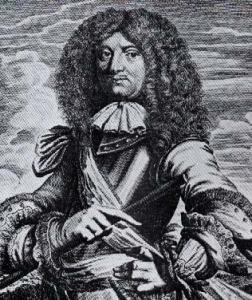 Historisches Foto Fürst Walrad
